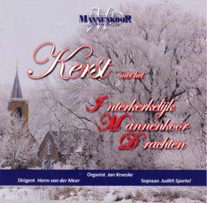 Kerstcd front cover