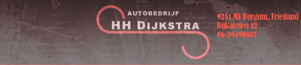 Autobedrijf HH Dijkstra Burgum