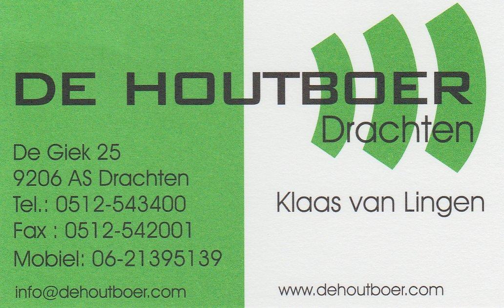 Houtboer Kl. van Lingen Drachten