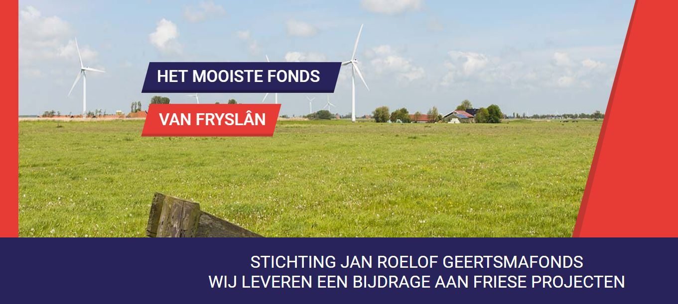 Geertsmafonds Jan Roelof Stichting
