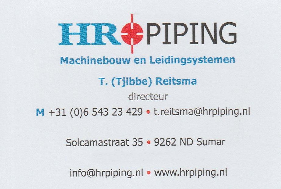 HR Piping Sûmar