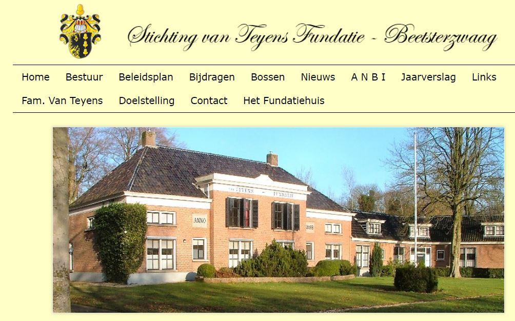 St. van Teyens Fundatie