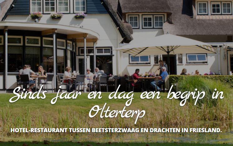Hotel Restaurant Het Witte Huis Olterterp
