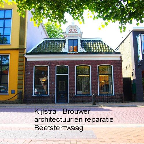 Kijlstra – Brouwer architectuur en reparatie Beetsterzwaag